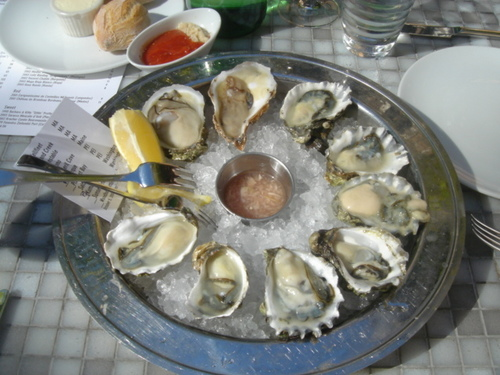 B & G Oysters
