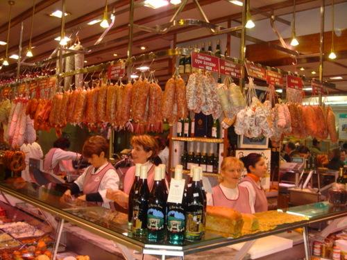 Les Halles Market